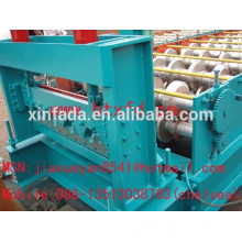 aluminum floor deck roll forming machine