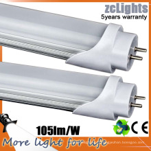 Tube Fluorescent LED 18W à tube de gel givré