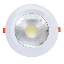 Встраиваемый в потолок светодиодный потолочный светильник