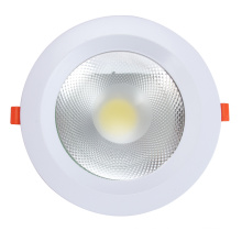 Foco empotrable LED empotrable de techo COB