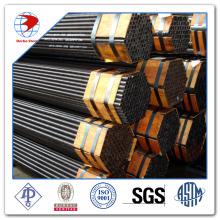 "8"" API 5L pipa baja karbon Gr.B PSL1"