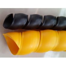 Mangas protetoras da mangueira hidráulica espiral personalizada