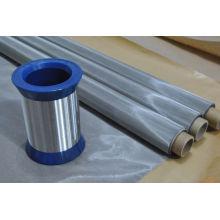 Malla de alambre tejida holandesa de acero inoxidable para filtrar