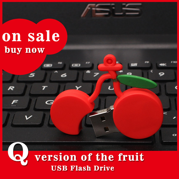 Cherry Fruit USB Stick