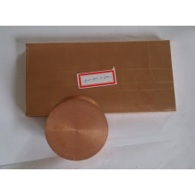 Wcu 80/20 Polished Tungsten Copper Bar/Rod