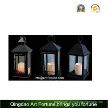 Im Freien Gebrauch Flammenlose LED-Säulen-Kerze