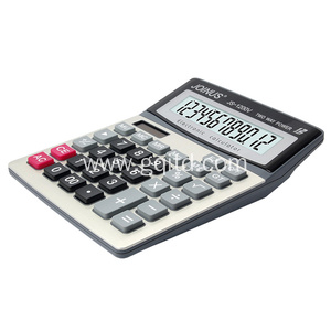 High quality electric school desktop calculater