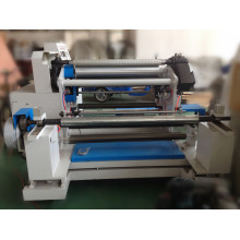 PLC Controlled Automatic Slitting Rewinding Machine (DP-1100)