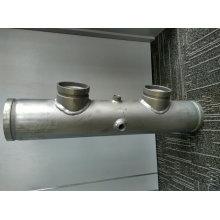 Weld Matel Works obras de tubos de solda