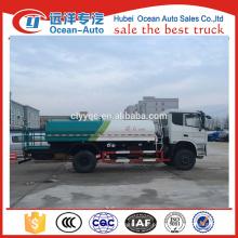 Dongfeng 4 x 4 Caminhão de tanque de água de 8000 litros