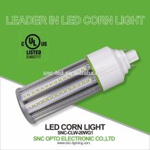 Lámpara de 20 luces G24 LED con LED de alta luminancia UL cUL con 5 años de garantía