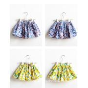 Summer Above Knee Skirt for Girl