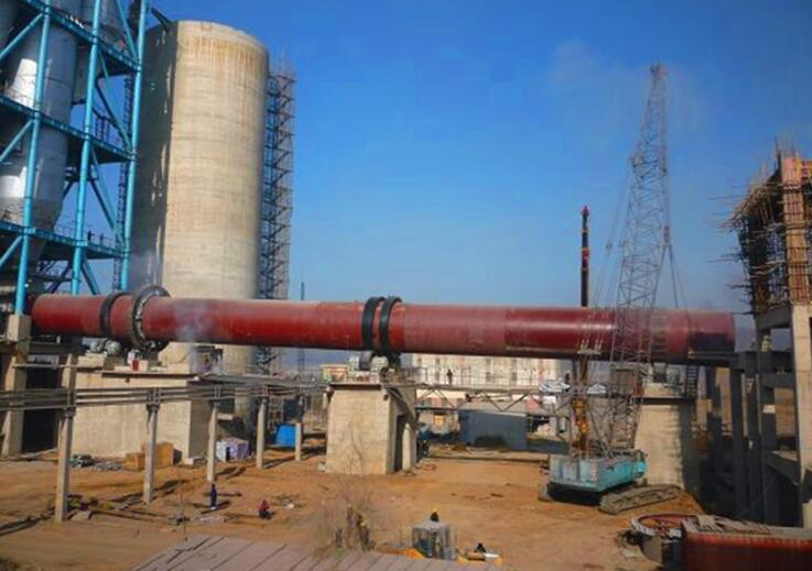 Clay Ceramic Rotary Kiln
