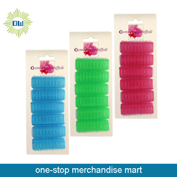 hot water hair roller