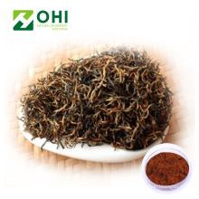 Polvo de polifenoles de extracto de té negro