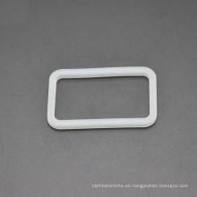 Anillo de sello de goma de silicona deslizante rectangular