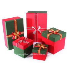 Calidad especial de papel de papel de la decoración de la cinta de papel cajas de regalo