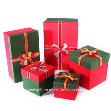 Qualidade Papel especial de arte de papel de decoração da fita Caixas de presente