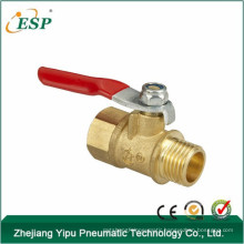 zhejiang esp brass color bmf valve, ball valve, valve
