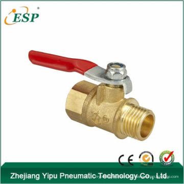 zhejiang esp brass color bmf valve, ball valve, valve