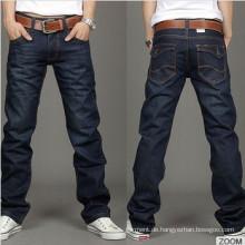 2016 Großhandels-Soem-gerade moderne Art-Mann-Jeans