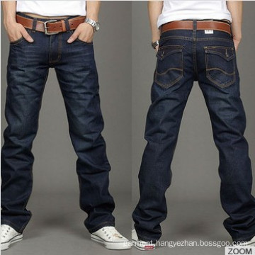 2016 Wholesale OEM Straight Fashionable Style Men Jeans
