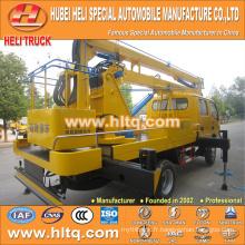 DONGFENG 4x2 HLQ5070GJKE plate-forme de levage de camion 14M prix bon marché vente chaude à vendre