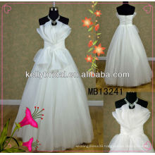2014 new beautiful model bridal dress /wedding dress /wedding gown