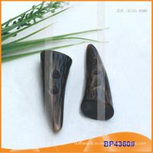 Botón de calidad de resina de cuerno para el escudo BP4360