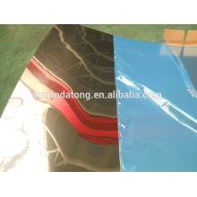 AA1050 bright mirror aluminum
