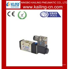 Commande pneumatique pneumatique / 3V210-08 Soupape solénoïde série 200, vanne de régulation pneumatique, électrovanne inversée