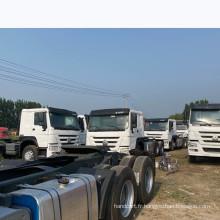 Camion de tête de tracteur Howo d'occasion