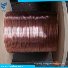 AWS E312-16 Tiges de soudage SS / électrodes de soudage en acier inoxydable en cuivre