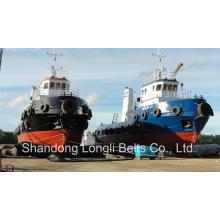 Airbag marin en caoutchouc pour bateau / bateau