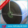 Tapis de transport ignifuge à noyau entier en PVC / PVC