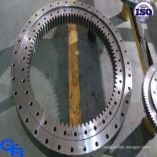 Rolamento oscilante, rolamento oscilante para o guindaste, rolamento do anel giratório de três fileiras