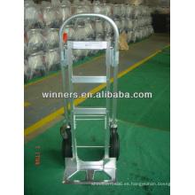 Carro de aluminio HS-7A, carro de herramientas plegable