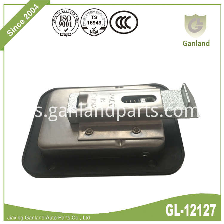 Single Bolt Paddle Latch GL-12127