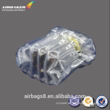 Stoßfest Luftpolstertaschen und aufblasbaren Luftkissen für Flasche Verpackung
