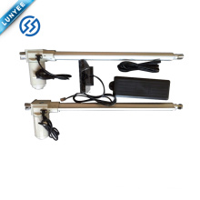 24v Hospital bed lifting linear actuator with memory button handset