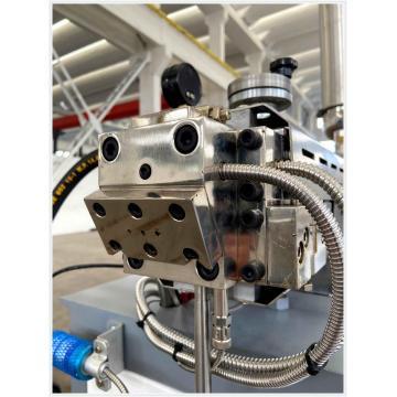 Tsh-30 Lab/Mini Recycle Plastic Granules Making Machine Screw Extruder