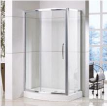 Sanitario con puerta de ducha