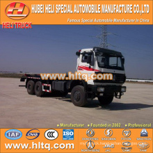 North-Benz 6X6 ND2251F44 336hp all wheel drive truck chassis for sale