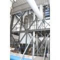 Secador de flujo de aire en industria química