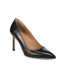 Высокая 2018 горячие продажи натуральная кожа женщин туфли на каблуках