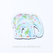 animal shaped epoxy magnet ,indian souvenir fridge magnet