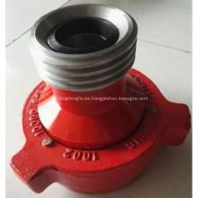 Conector de tubería de alta presión (media / baja)