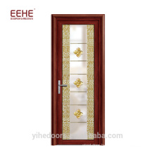 Commercial Building Project Aluminum Toilet Glass Door