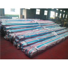 Tubo de aço inoxidável com embalagem tecida (grande pacote)