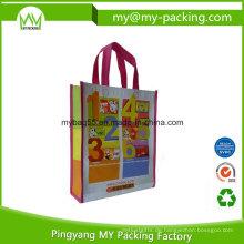 Promotion Shopping PP laminierte Nonwoven Polypropylen Tasche